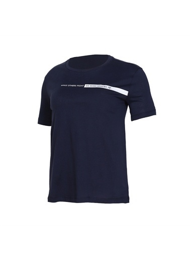 Hummel Hummel 910663 Hera Kısa Kollu Tshirt Mavi